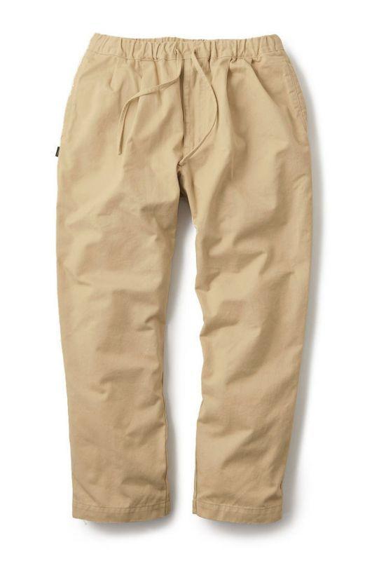 画像1: 【INTERBREED】 Pleated Chino Relax Trouser (1)