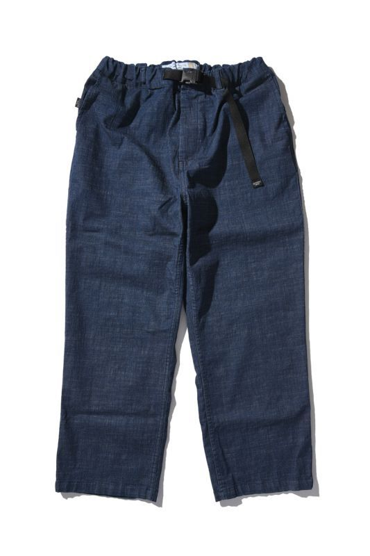 画像1: 【BELLWOOD MADE】AWESOME PANTS WIDE DENIM -INDIGO- (1)