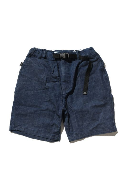 画像1: 【BELLWOOD MADE】AWESOME SHORTS STANDARD DENIM (1)