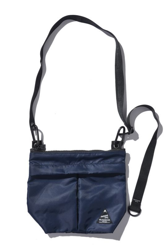 画像1: 【BELLWOOD MADE】CONTAINER MA-1 -NAVY- (1)