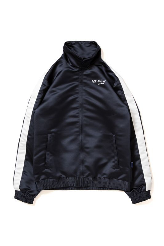 画像1: 【APPLEBUM】Satin Track Jacket (1)