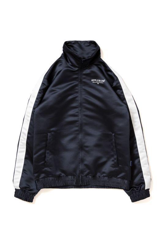 画像1: 【APPLEBUM】Satin Track Jacket (1)