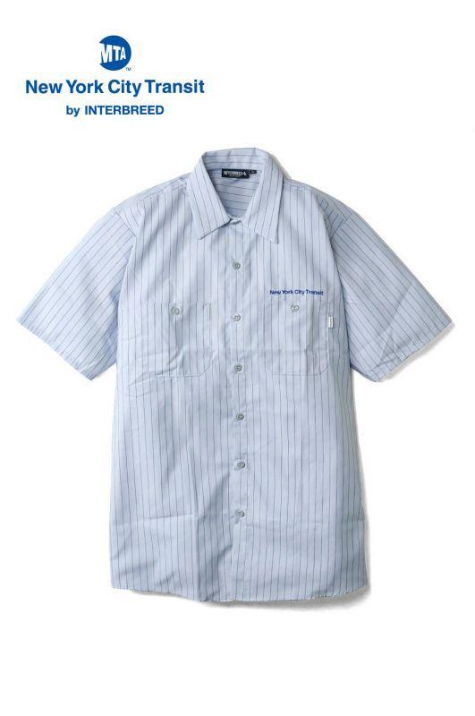 """画像1: 【INTERBREED】 MTA × INTERBREED """"Uniform Shirt"""""""