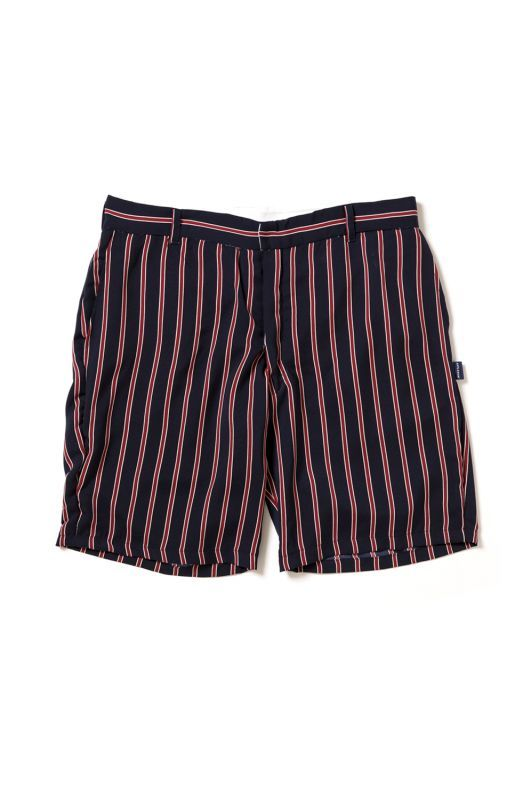 画像1: 【APPLEBUM】Stripe Short Pants (1)