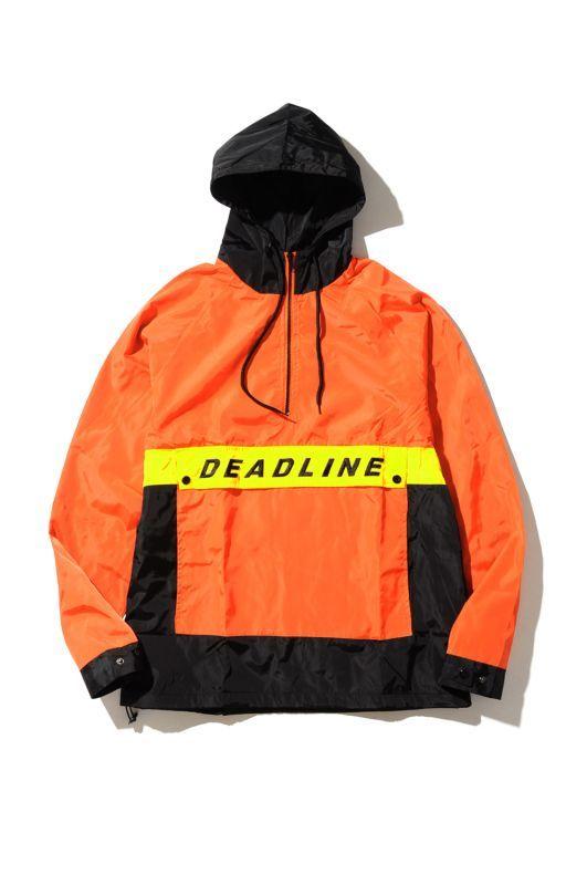 画像1: 【DEADLINE】 Deadline Anorak Jacket (1)