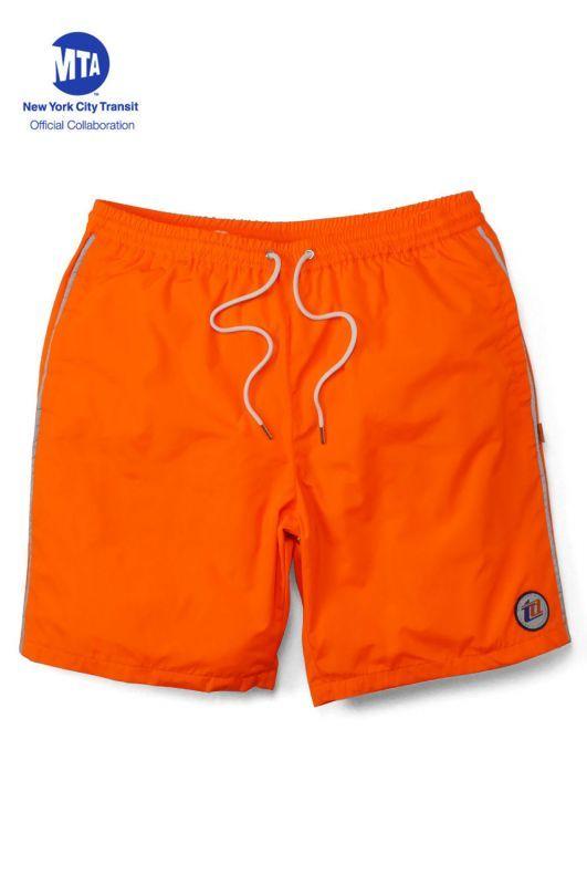 """画像1: 【INTERBREED】 MTA × INTERBREED """"TA Logo Nylon Shorts"""" (1)"""