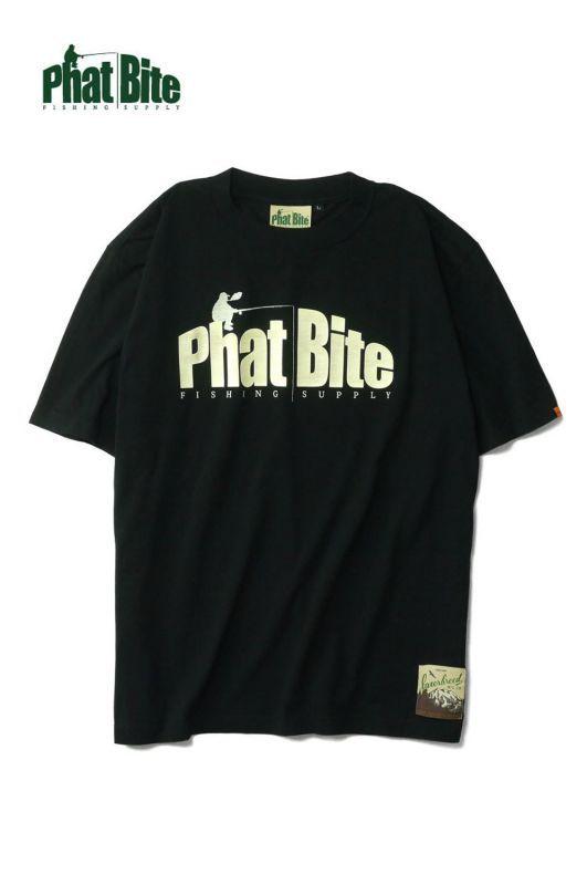 画像1: 【INTERBREED】 Phat Bite Glow Logo SS Tee (1)