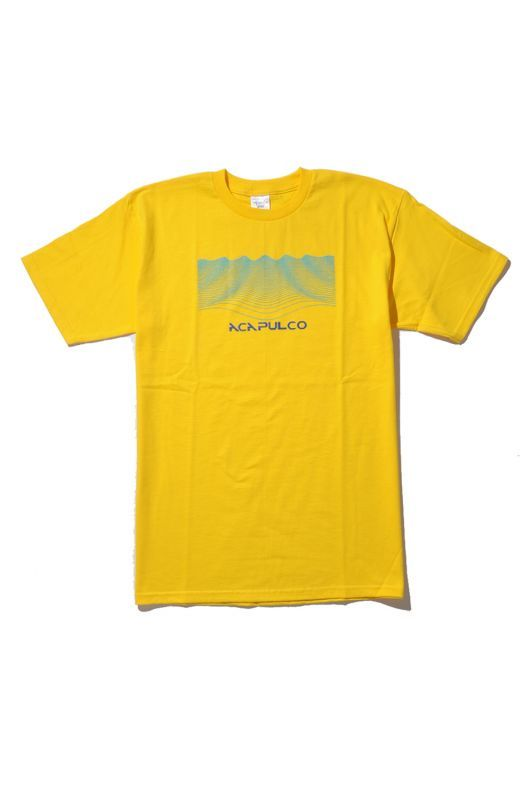 画像1: 【ACAPULCO GOLD】 WAVE TEE (1)