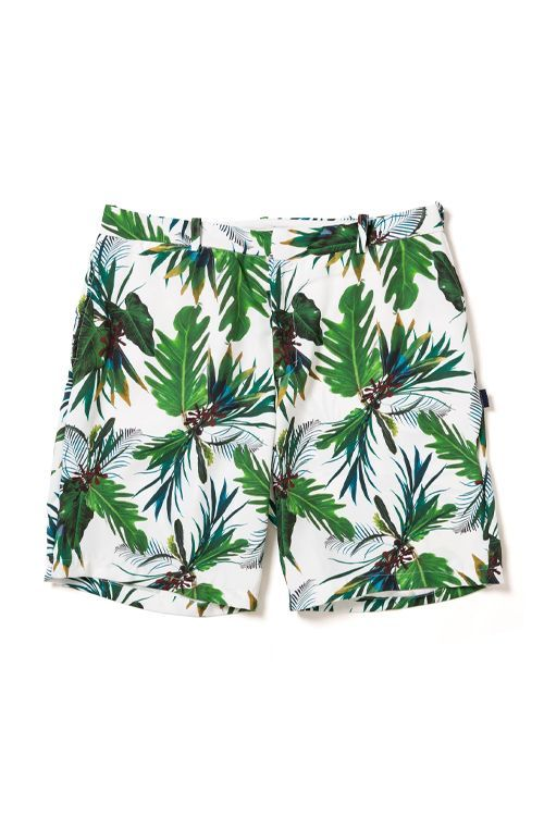 画像1: 【APPLEBUM】Botanical Aloha Short Pants (1)