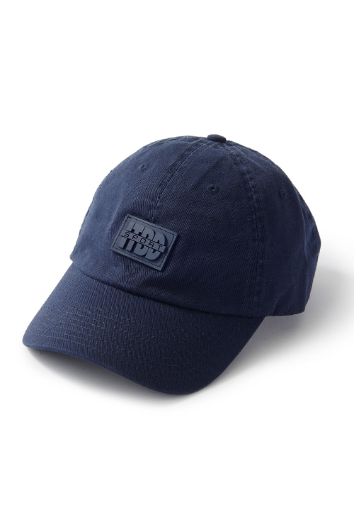 画像1: 【INTERBREED】 IB SPORTS Rubber Patch Cap (1)