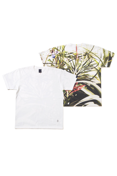 "画像1: 【APPLEBUM】""Flower White"" T-shirt (1)"
