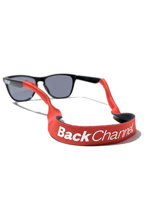 画像1: 【Back Channel】BACKCHANNEL×CROAKIES GLASS STRAP (1)