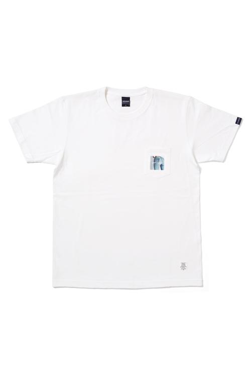 """画像1: 【APPLEBUM】""""Nice Applebum"""" Pocket T-shirt (1)"""