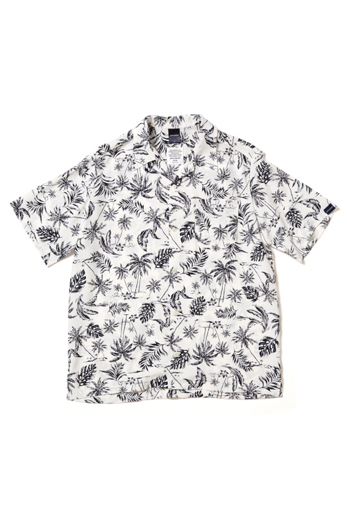 画像1: 【APPLEBUM】Monotone Aloha Shirt (1)
