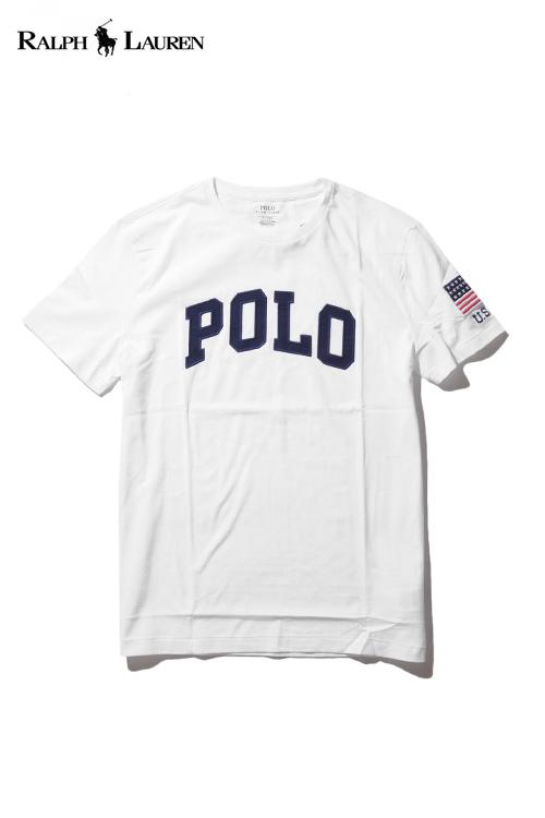 画像1: 【POLO ralph lauren】 POLO Ralph Lauren CREW NECK TEE (1)