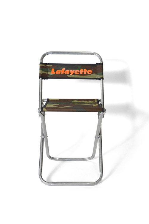 画像1: 【LAFAYETTE】 LOGO FOLDING CAMP CHAIR (1)