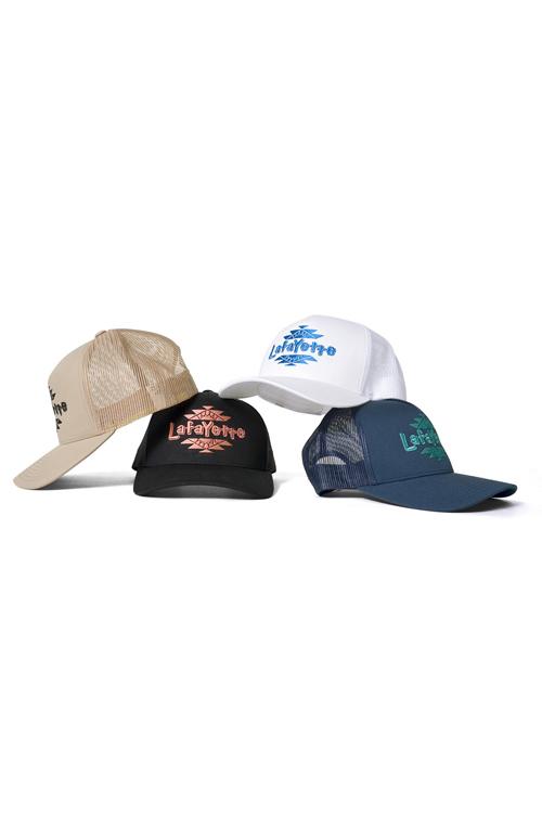 画像1: 【LAFAYETTE】 BEVERAGE TRUCKER CAP (1)