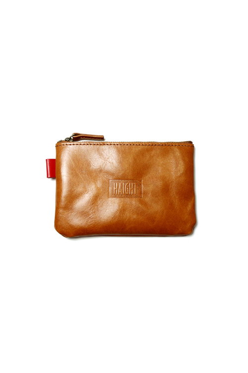画像1: 【HAIGHT】Leather Pouch (1)
