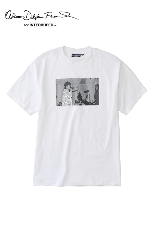 """画像1: 【INTERBREED】 """"L.Boogie Collection"""" Queen of Rap SS Tee (1)"""