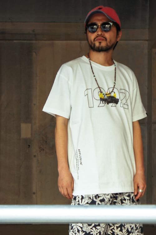 "画像1: 【APPLEBUM】""M-Air-J"" T-shirt (1)"
