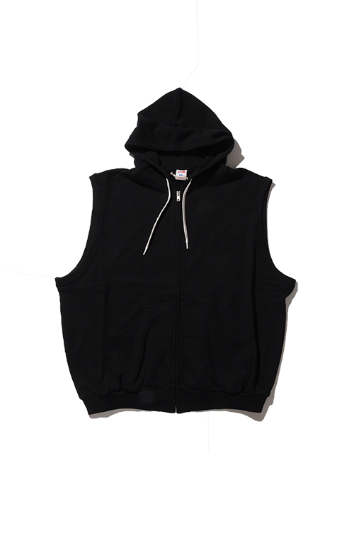 画像1: 【VOTE MAKE NEW CLOTHES】BIG VEST HOODIE (1)