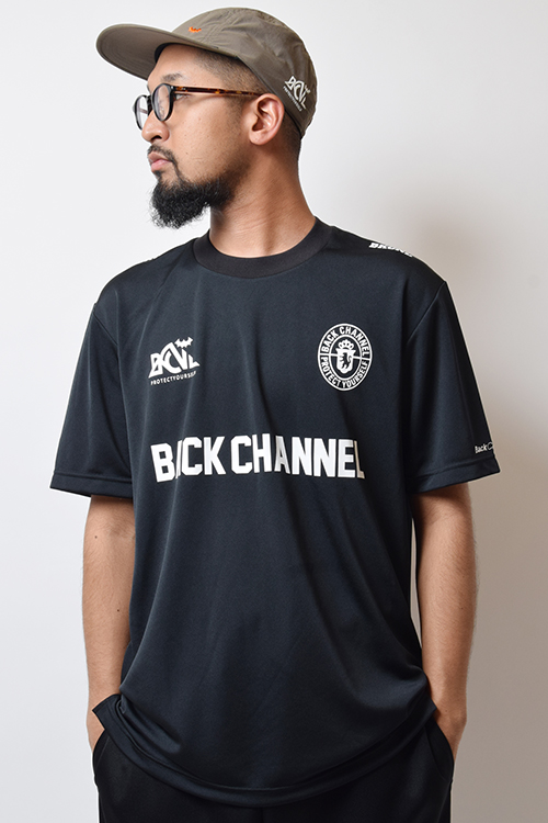 画像1: 【Back Channel】FOOTBALL T (1)