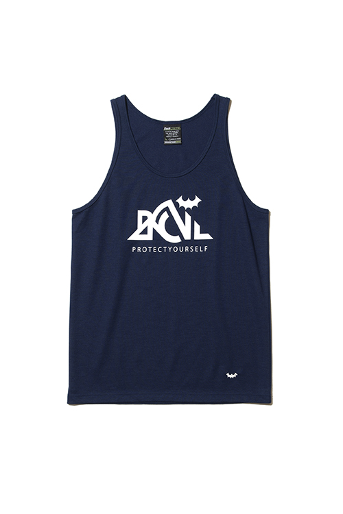 画像1: 【Back Channel】OUTDOOR LOGO TANK TOP (1)