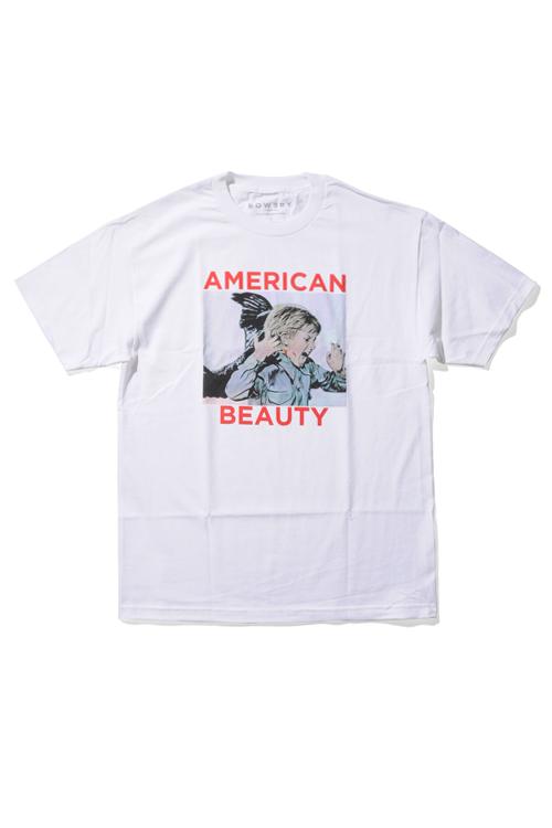 画像1: 【BOW3RY】 AMERICAN BEAUTY SS TEE (1)