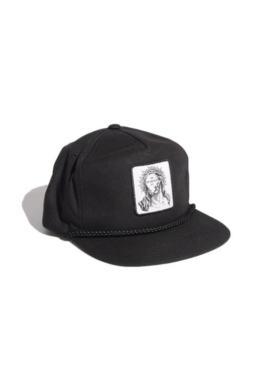 画像1: 【HIDEANDSEEK】Jesus Trucker CAP (1)
