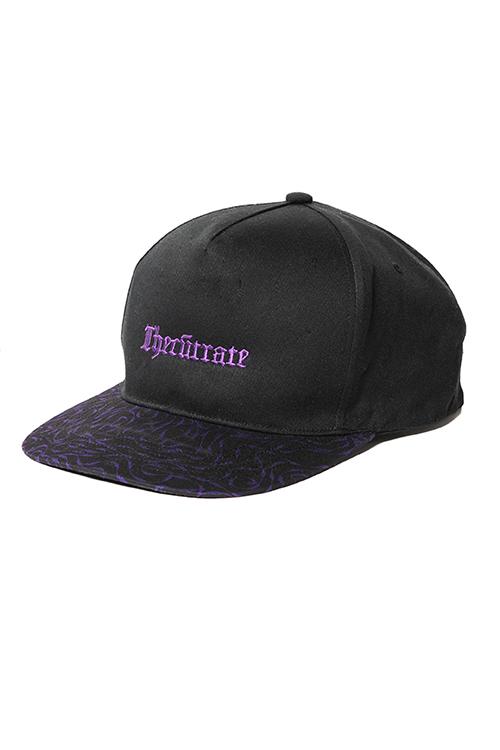 画像1: 【CUTRATE】2 TONE SNAP BACK CAP (1)