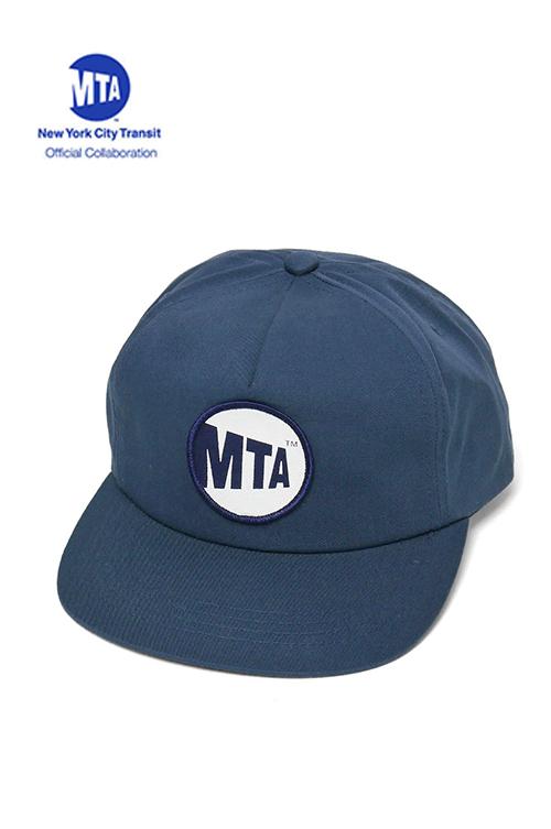 """画像1: 【INTERBREED】 MTA × INTERBREED """"Uniform 5 Panel Cap"""" (1)"""