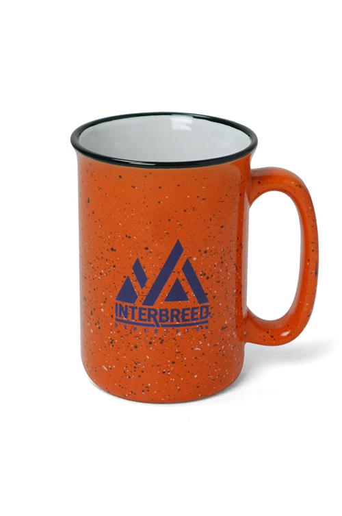 画像1: 【INTERBREED】 Trail Logo Camp Fire Mug (1)
