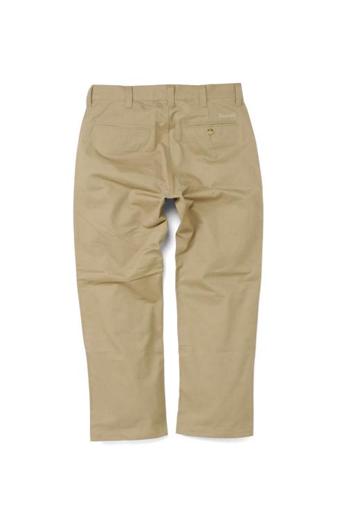 画像1: 【INTERBREED】 Basic Chino Trousers (1)