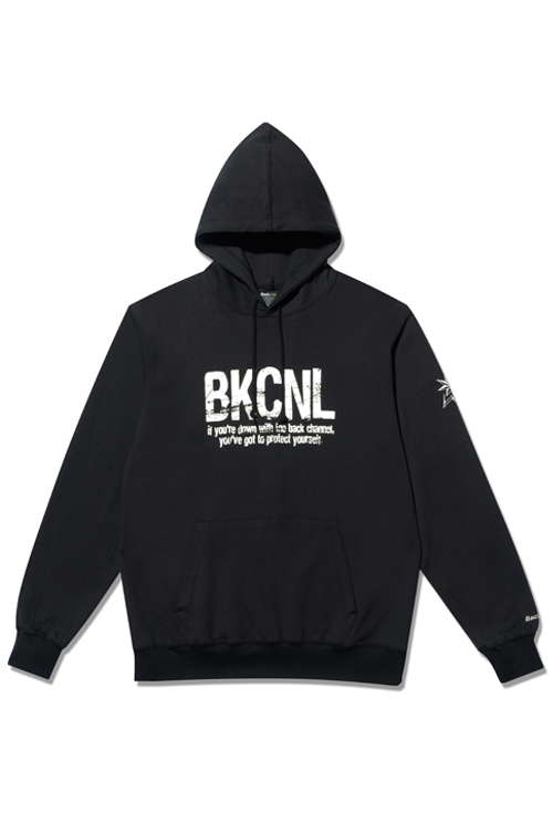 画像1: 【Back Channel】CORDURA PULLOVER PARKA (1)