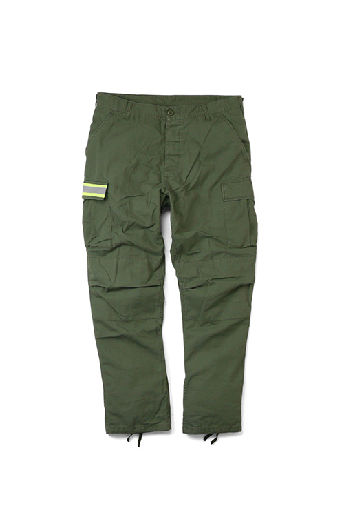 画像1: 【INTERBREED】 Night Watchman Cargo Trousers (1)