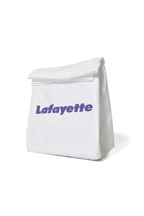 画像1: 【LAFAYETTE】 LOGO TYVEK LUNCH BAG (1)