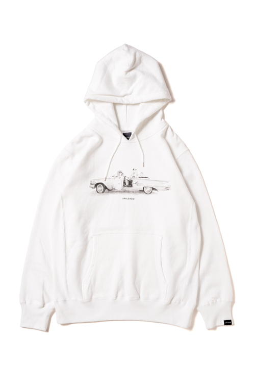 "画像1: 【APPLEBUM】""Impala Boy"" Sweat Parka (1)"