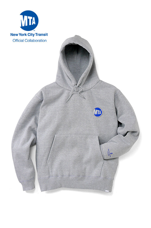 "画像1: 【INTERBREED】 MTA × INTERBREED ""Uniform Logo Hoodie"" (1)"