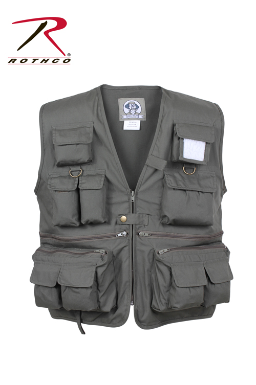 画像1: 【ROTHCO】ROTHCO UNCLE MILTY VEST (1)