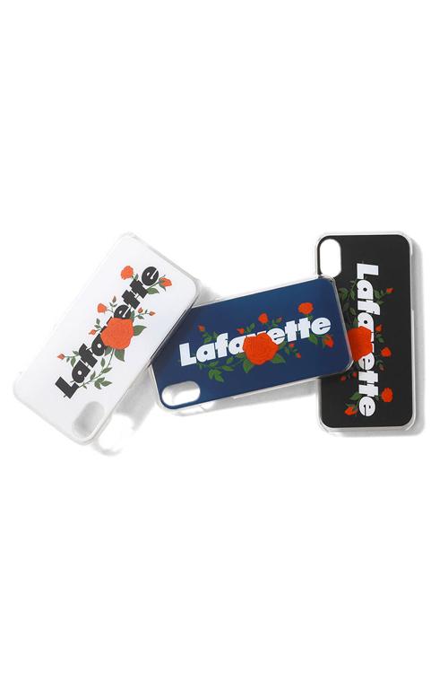 画像1: 【LAFAYETTE】 ROSE LOGO iPhone CASE (1)