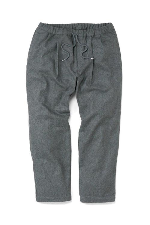 画像1: 【INTERBREED】 Dad Wool Trousers (1)