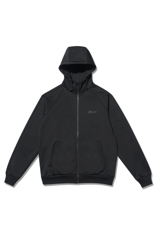 画像1: 【Back Channel】JERSEY FULL ZIP PARKA (1)