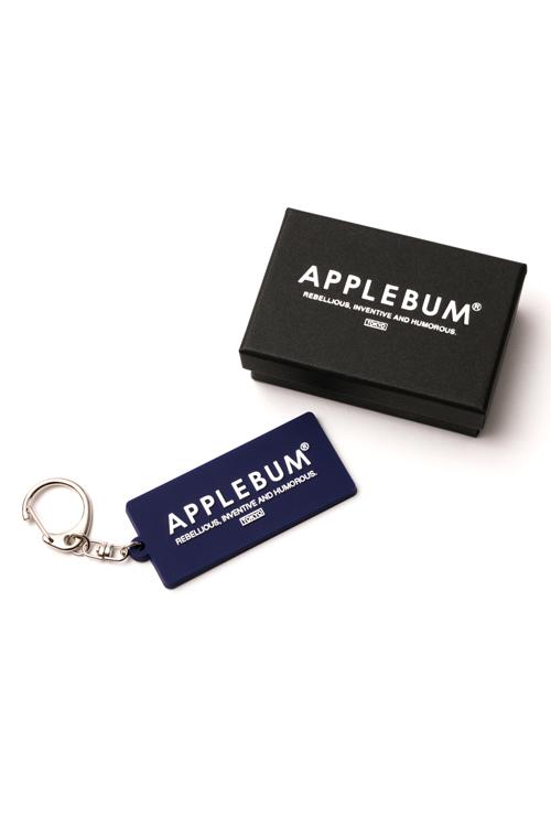 画像1: 【APPLEBUM】Logo Keyholder (1)