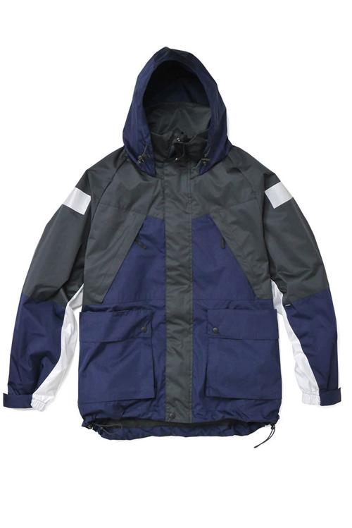 画像1: 【INTERBREED】 Antarctic Sailing Jacket (1)