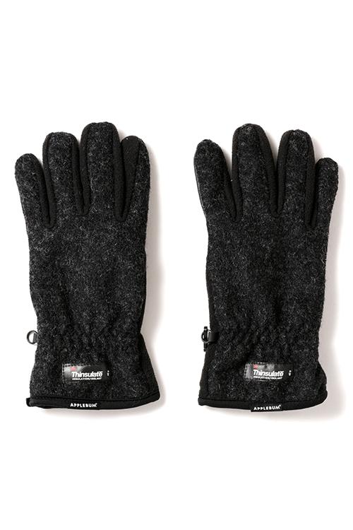 画像1: 【APPLEBUM】Flannel Glove (1)