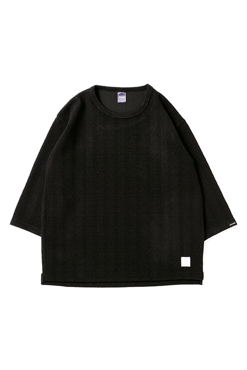 画像1: 【APPLEBUM】Barufy 3/4 Sleeve Crew Neck (1)