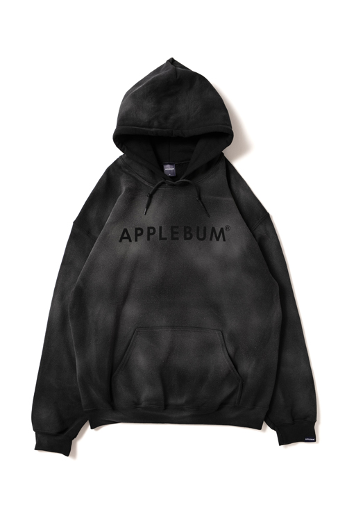 画像1: 【APPLEBUM】Bleach Sweat Parka (1)