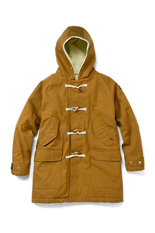 画像1: 【INTERBREED】 Workers Holiday Duck Coat (1)
