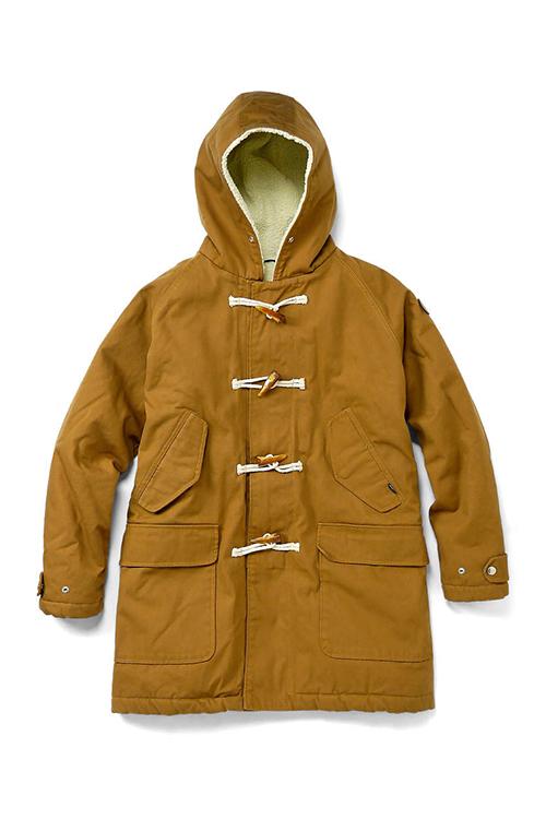 画像1: INTERBREED / Workers Holiday Duck Coat (1)