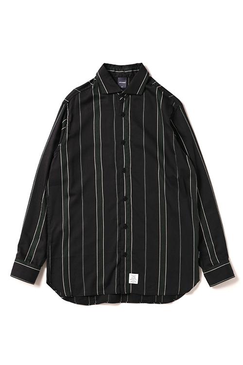 画像1: 【APPLEBUM】Regimental Shirt (1)